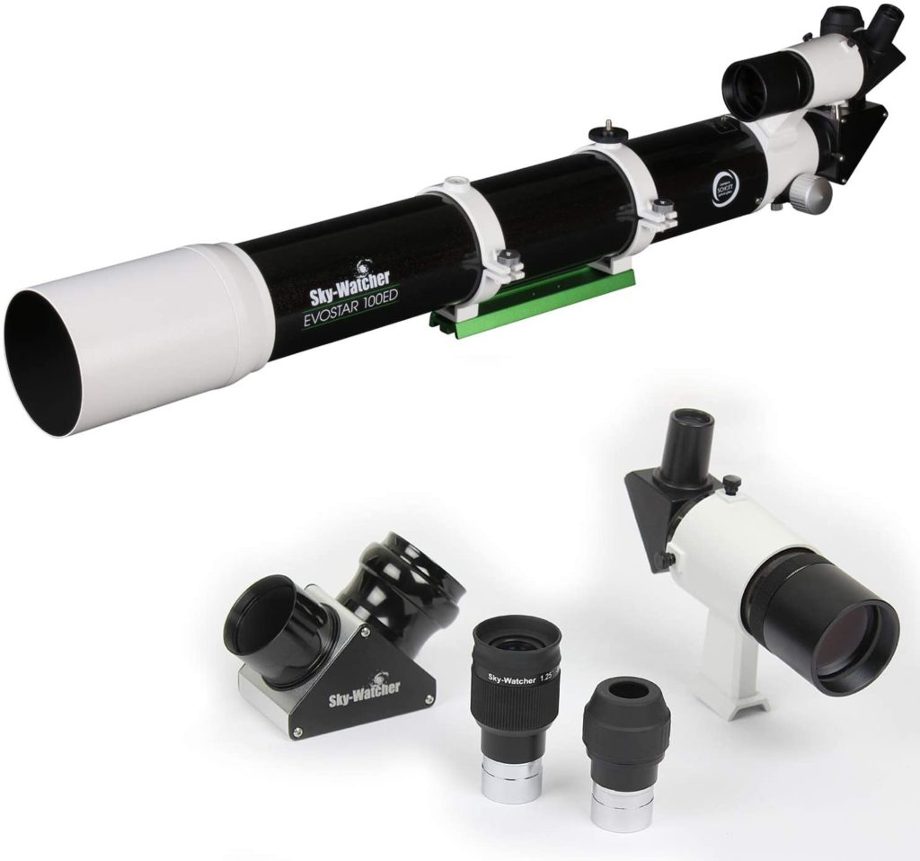 best telescope for photographing planets