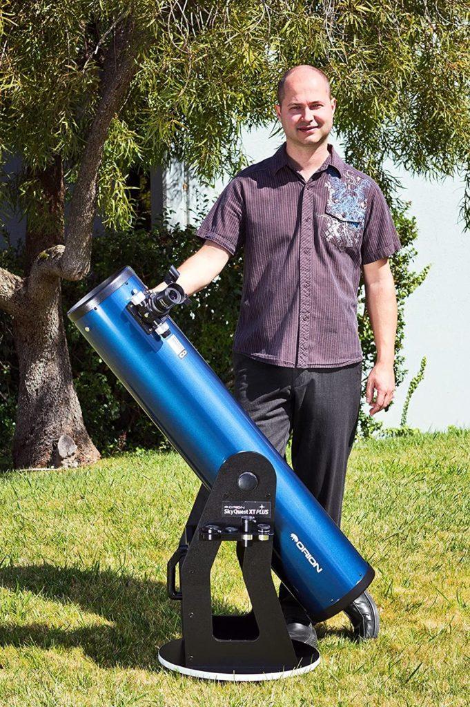 best dobsonian telescope for the money
