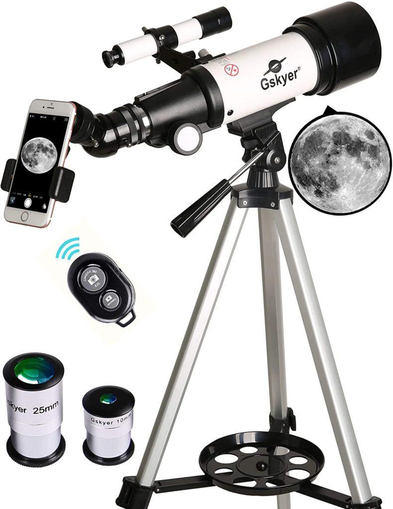 best telescope for beginners reflector or refractor