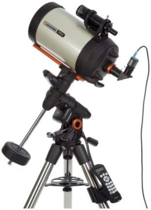 best telescope for deep space astrophotography