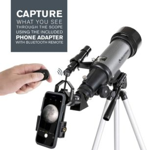 best telescope for iphone astrophotography