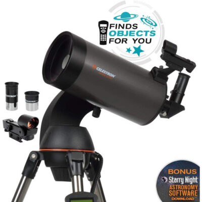 best telescope for viewing planets & galaxies