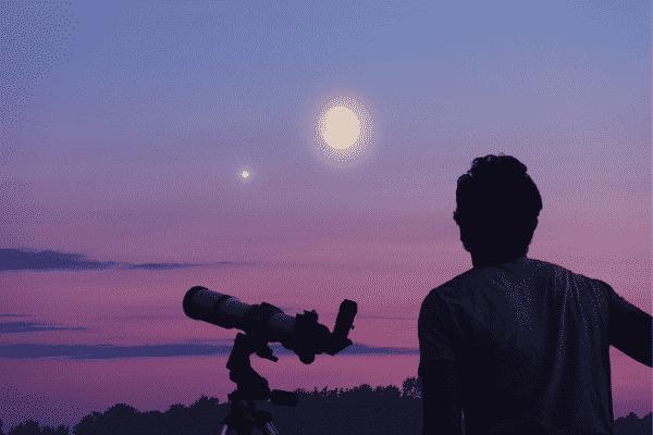 best started beginner telescope