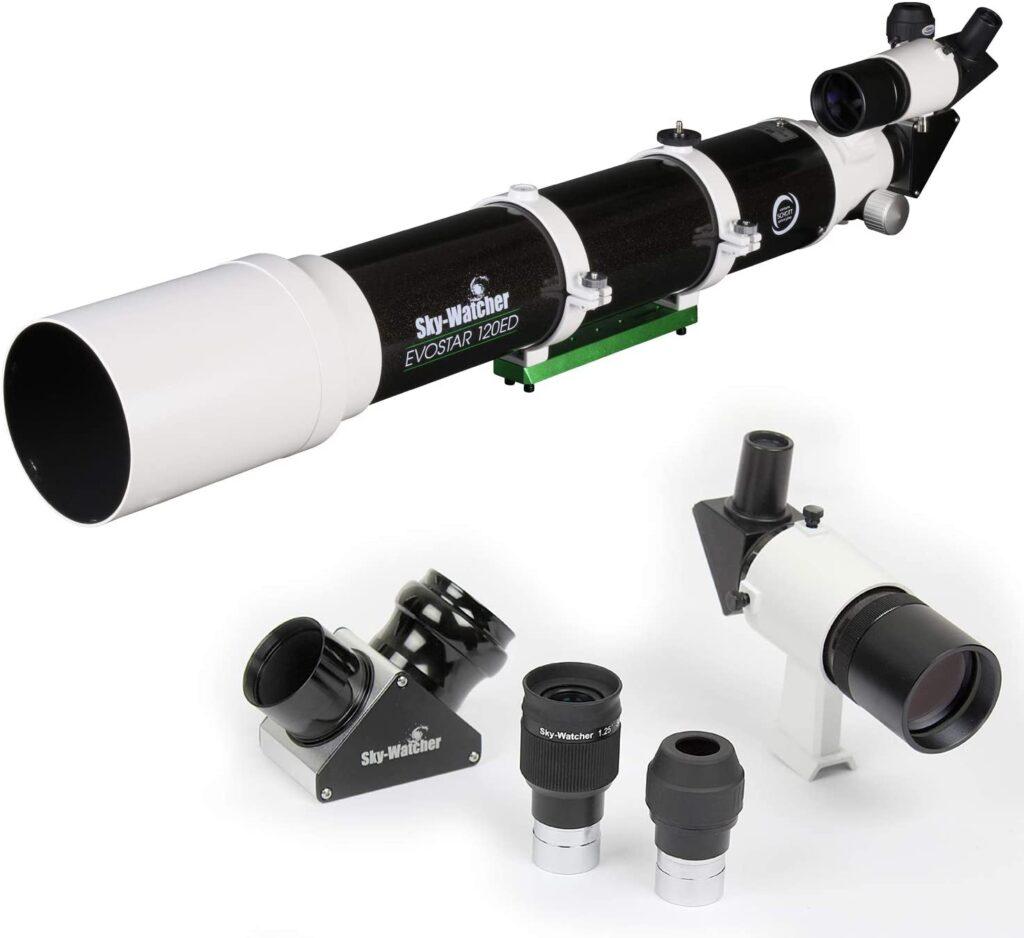 best apochromatic refractor telescope