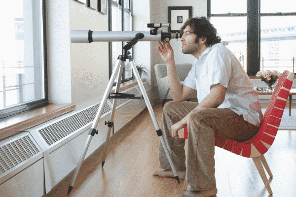 can telescopes be used during the day