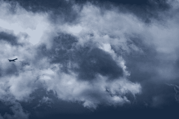 can telescope see through clouds