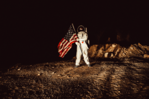 Can Telescopes See The Flag On The Moon