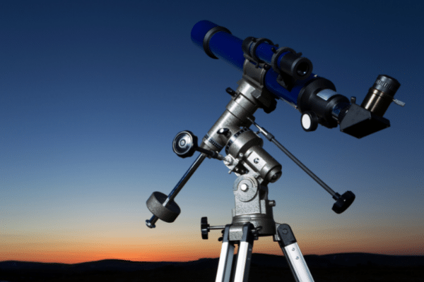 why does a telescope need to cool down