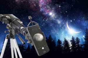 How To Use An iPhone With A Telescope To Take Pictures