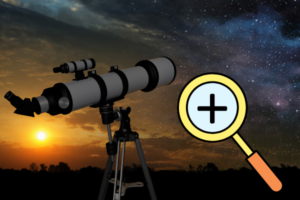 How To Increase The Magnification Of A Telescope
