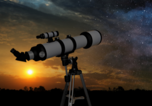 Can You Leave A Telescope Outside